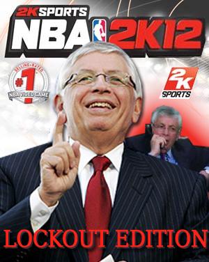 NBA 2K12 Cover Released! HcCRRK